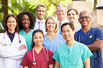 sponsor medical staff group