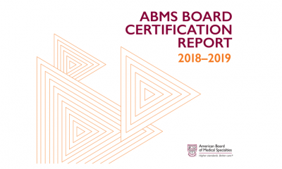abms board certification report 2018 2019 thumbnail